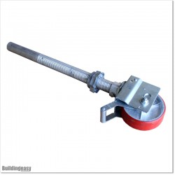 "Adjustable Castor 6"" (ISASJC)"