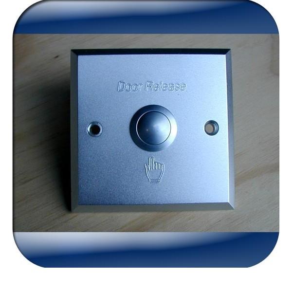 Beautiful Elegant Silky Finish Aluminium Push Button Switch