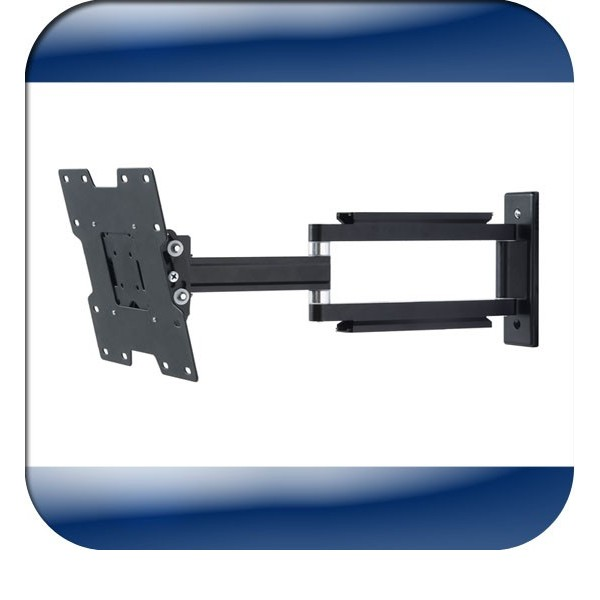 51cm Extendable Tv Wall Bracket With Single Stud Installation