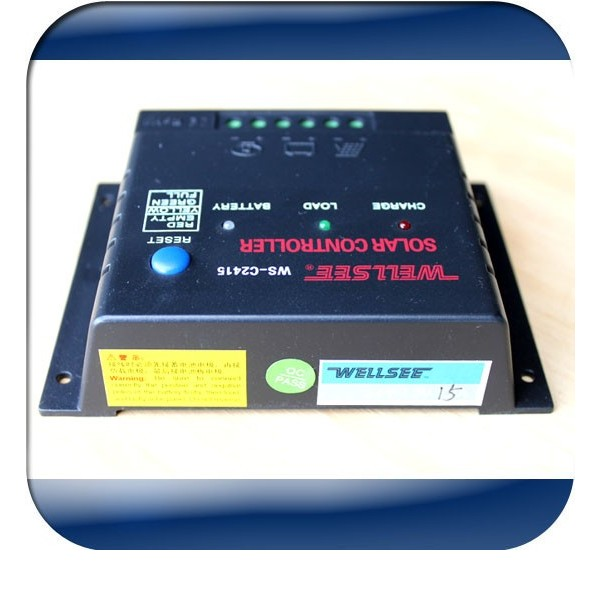 Solar Controller Made By Wellsee Used Solar Energy