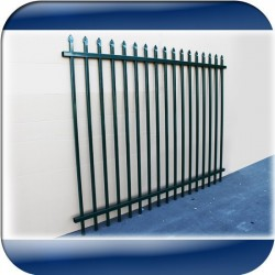 Steel Security Fence 2.1M (FENS2.1)