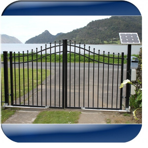 Most reliable double swing gate opener works with main