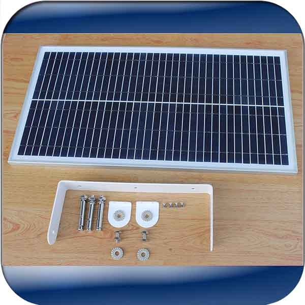 30w Solar Power System For Automatic Gate Openers With