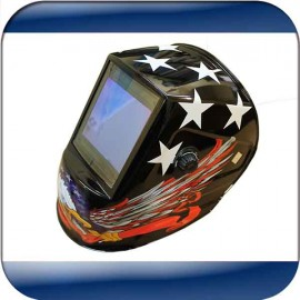 A/Dark Welding Helmet (HELT45XXLG)