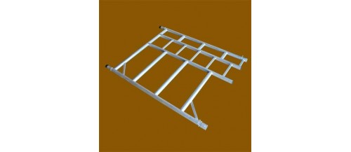 Parts for Ladder frame Scaffoldings