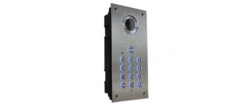 Waterproof Video Intercoms for Multiple Houses