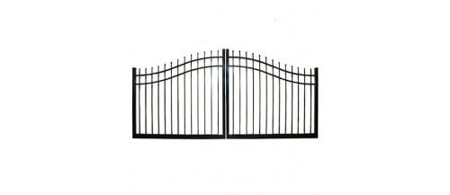 1.7M high Arch Gates